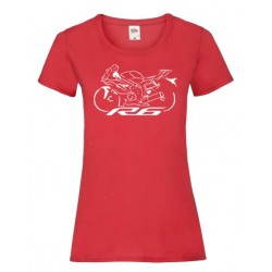 Camiseta R6 (Chicas)