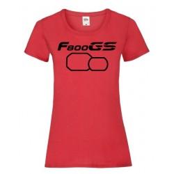 Camiseta F800GS 2013 (Chicas)