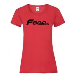 Camiseta F800 BLACK (Chicas)