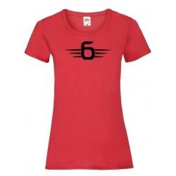 Camiseta K 6 CILINDROS...
