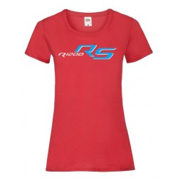 Camiseta logo R1200RS (Chicas)