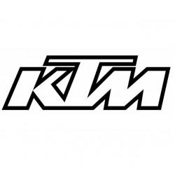 VINILO LOGO KTM GRANDE LINEA