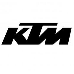 VINILO LOGO KTM PEQUEÑO