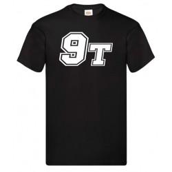 Camiseta 9T