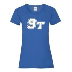 Camiseta 9T (Chicas)