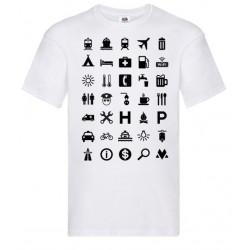 Camiseta Signos Viaje