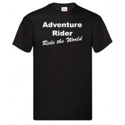 Camiseta Ride the World