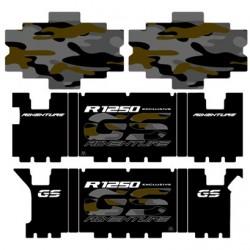 Diseño R 1250 GSA Camuflaje