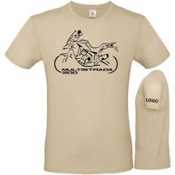 Camiseta diseño DUCATI ENDURO