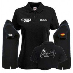 Polo BMW C650GT (Chicas)