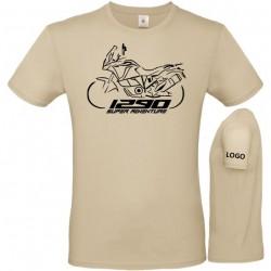 Camiseta diseño KTM1290SA