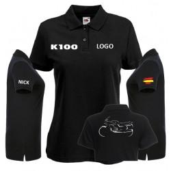 Polo BMW K100 (Chicas)