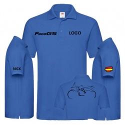 Polo BMW F 800 GS 2013
