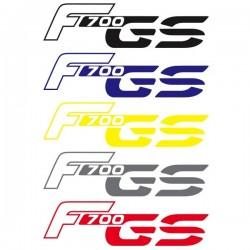 VINILO NEW F700GS PARA EL...