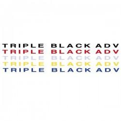 VINILO TRIPLE BLACK PARA...