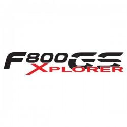VINILO F800 XPLORER