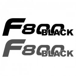 VINILO F800 BLACK